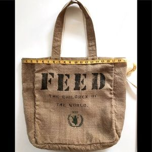 Reversible Original WFP feed bag